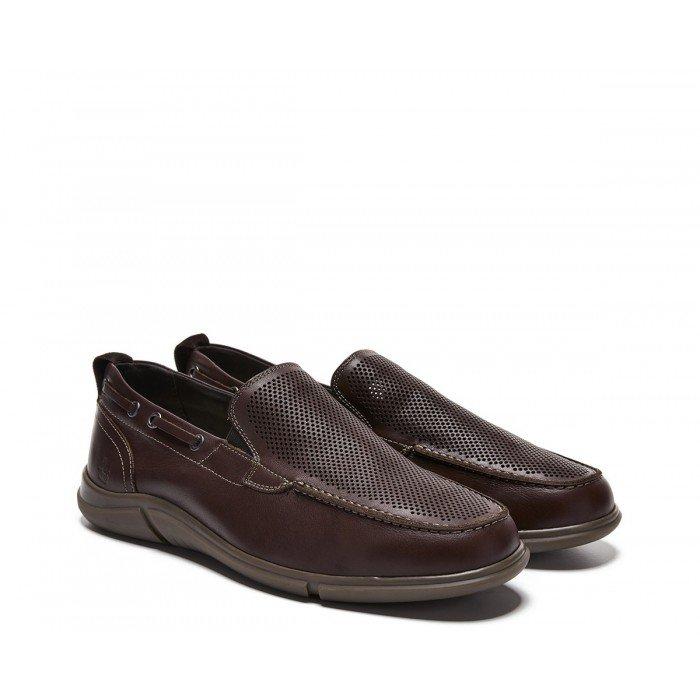 Zapatos Hombre 24 Hrs 10833 Marrón
