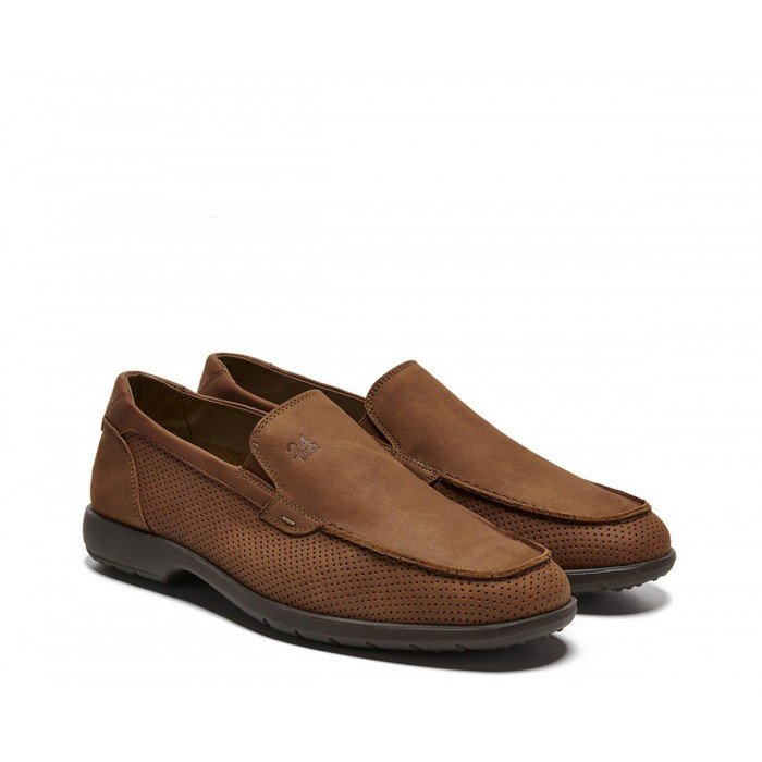 Zapatos Hombre 24 Hrs 10813 Cuero