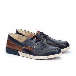 Zapatos Náuticos Hombre Pikolinos Palamos M0R-1030C1 Azul