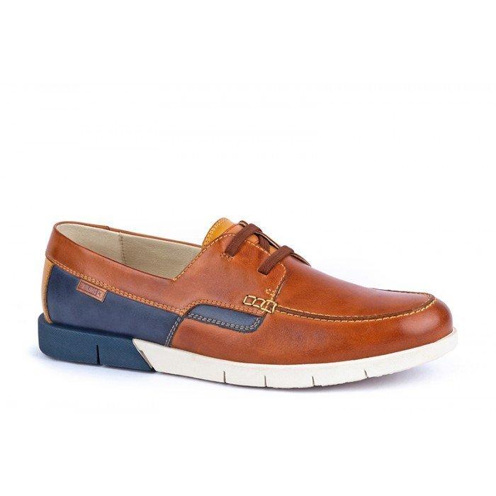 Zapatos Náuticos Hombre Pikolinos Palamos M0R-1030C1 Brandy