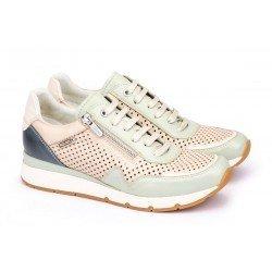 Zapatos Mujer Pikolinos Mundaka  W0J-6591C1 Mint