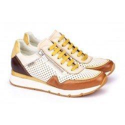 Zapatos Mujer Pikolinos Mundaka  W0J-6591C3 Brandy