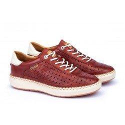 Zapatos Mujer Pikolinos Mesina W6B-6813 Rojo Sandía