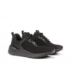 Zapatos Deportivos Mujer Fluchos Atom F1253 negro