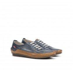 Zapatos Mujer Fluchos Esla F1181 Lago