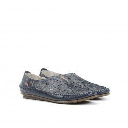Zapatos Mujer Fluchos Esla F1182 Lago