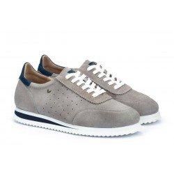 Zapatos Hombre Martinelli Rickman 1465-2532X Ceniza