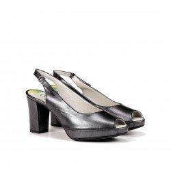 Zapatos Salón Mujer Dorking Bliss D7830 Negro