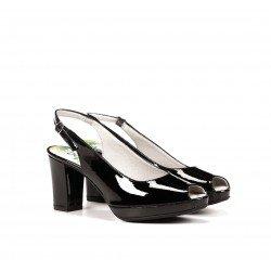 Zapatos Salón Mujer Dorking Bliss D7830 Kafir Negro