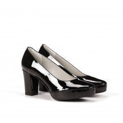 Zapatos Salón Mujer Dorking Bliss D7828 Negro