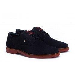 Zapatos Hombre Martinelli Lenny 1384-1698X Azul Oscuro