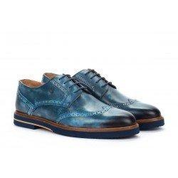 Zapatos Hombre Martinelli Kerrigan 1471-2592L Azul Jeans