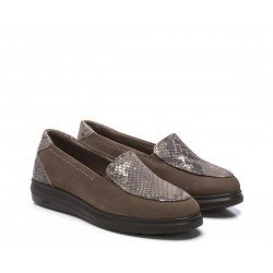 Zapatos Mujer 24 Hrs 24180 Taupe