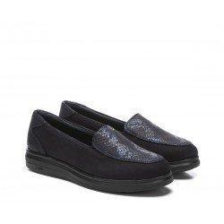 Zapatos Mujer 24 Hrs 24180 Azul Marino