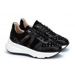 Zapatos Deportivos Mujer Martinelli Recoletos 1571-A672P Negro