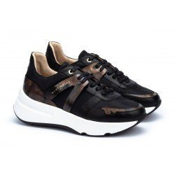 Zapatos Deportivos Mujer Martinelli Recoletos 1571-A646P Negro