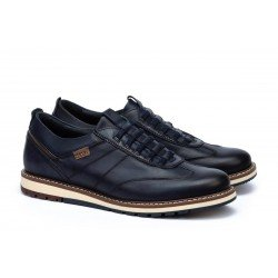 Zapatos Hombre Pikolinos Berna M8J-6097 Azul
