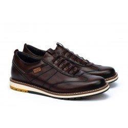 Zapatos Hombre Pikolinos Berna M8J-6097 Olmo