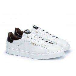 Zapatos Hombre Martinelli Rawson 1564-2561S Blanco