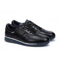 Zapatos Hombre Pikolinos Alarcón M9T-6126 Negro