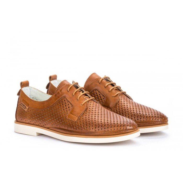 Zapatos Mujer Pikolinos Santorini W7G-4707 Brandy