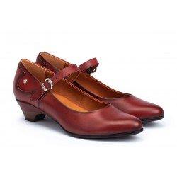 Zapatos Salón Mujer Pikolinos Blanca W9J-5965 Sandía