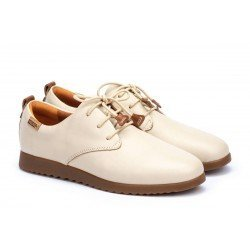 Zapatos Mujer Pikolinos Mallorca W8C-4628 Marfil