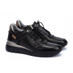 Zapatos Deportivos Mujer Pikolinos Cantabria W4R-6656 Negro