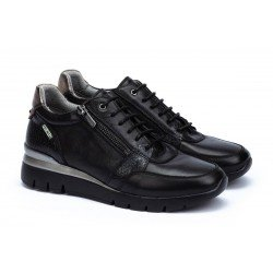 Zapatos Deportivos Mujer Pikolinos Cantabria W4R-6718C2 Negro