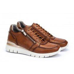 Zapatos Deportivos Mujer Pikolinos Cantabria W4R-6718C2 Brandy