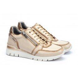 Zapatos Deportivos Mujer Pikolinos Cantabria W4R-6718C2 Marfil