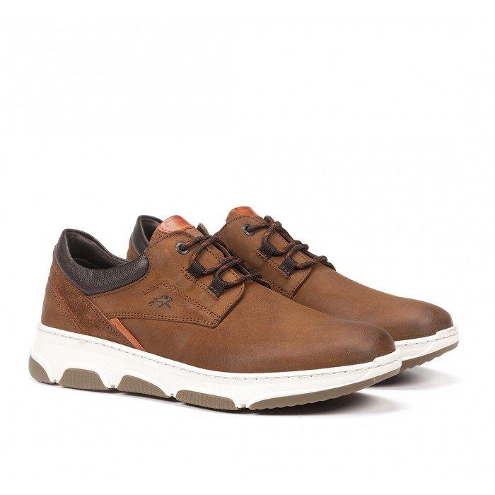 Zapatos Deportivos Hombre Fluchos Bonny F1345 Nuez
