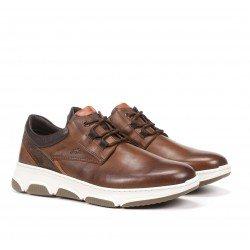Zapatos Deportivos Hombre Fluchos Bonny F1345 Camel
