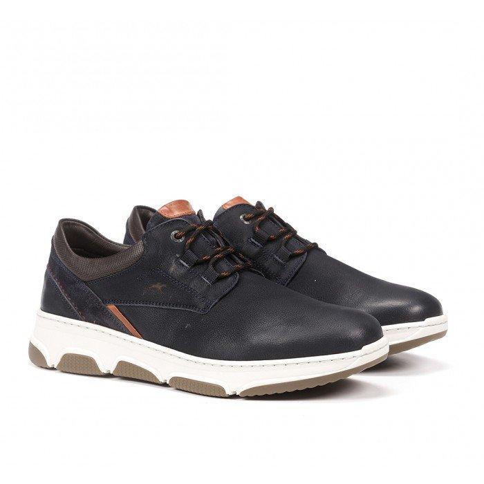 Zapatos Deportivos Hombre Fluchos Bonny F1345 Marino