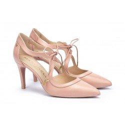 Zapatos Salón Mujer Martinelli Thelma 1489-3498P Nude