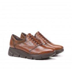 Zapatos Mujer Fluchos Bona F1357 Cuero