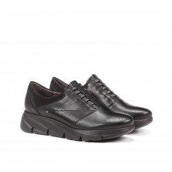 Zapatos Mujer Fluchos Bona F1357 Negro