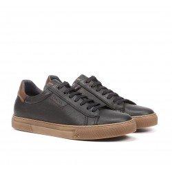 Zapatos Deportivos Hombre Fluchos Niko F1336 Negro