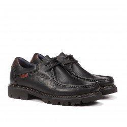 Zapatos Hombre Fluchos Douglas F1323 Negro