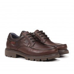 Zapatos Hombre Fluchos Douglas F1320 Brandy