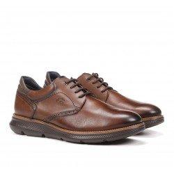 Zapatos Hombre Fluchos William F1351 Camel