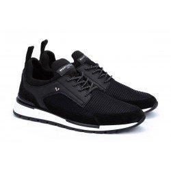 Zapatos Hombre Martinelli Milo 1445-2566X Negro