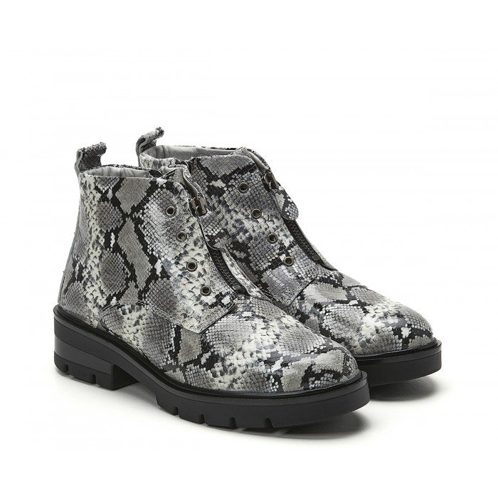 Botines Mujer 24 Hrs 25024 Gris