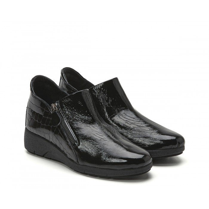 Zapatos Mujer 24 Hrs 25008 Negro