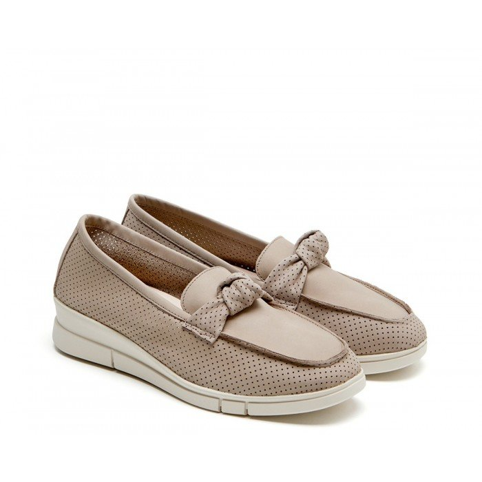 Zapatos Mujer 24 Hrs 24817 Taupe