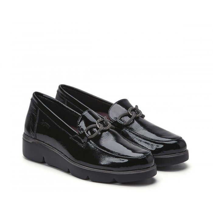 Mocasines Mujer 24 Hrs 25056 Negro