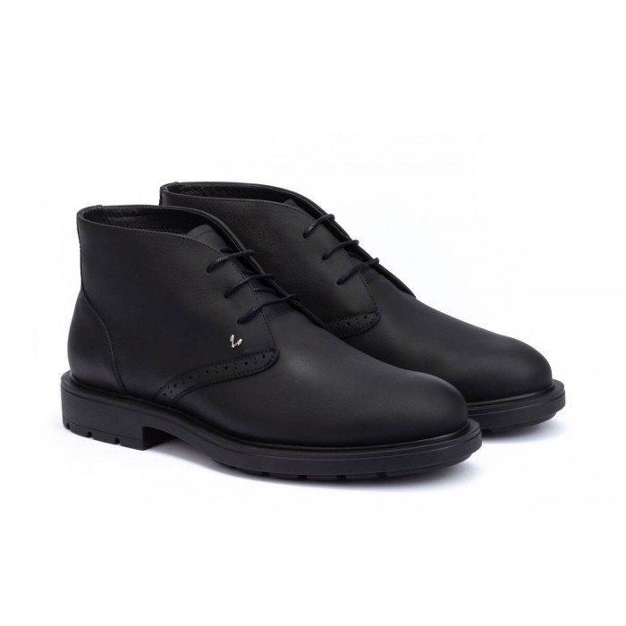 Botas Hombre Martinelli Garnett 1444-1067E Negro