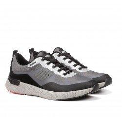 Zapatos Deportivos Hombre Fluchos Gravity F1389 Gris