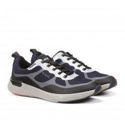 Zapatos Deportivos Hombre Fluchos Gravity F1389 Azul