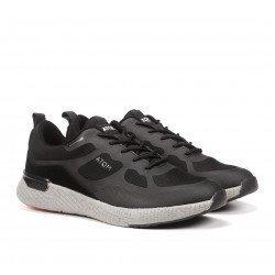 Zapatos Deportivos Hombre Fluchos Gravity F1390 Night Negro